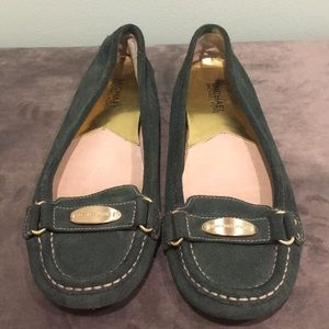 Micheal Kors Suede Loafers Flats